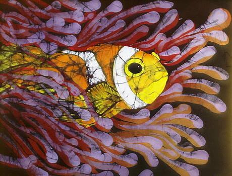 Clownfish I  by Kay Shaffer