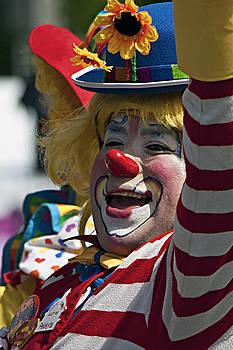 Leslie Cruz - Clowning Around 1