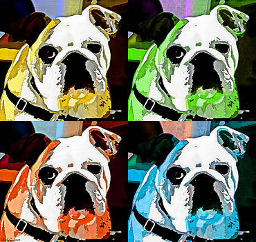 Robert Roland - Clyde The Bulldog