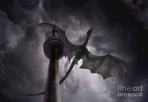 CN Dragon by Tom Straub