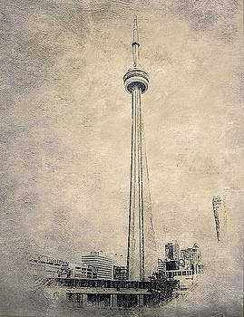 CN Tower by Amanda Struz