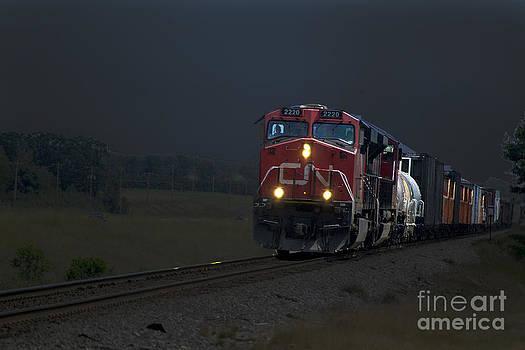 CN train by TommyJohn PhotoImagery LLC