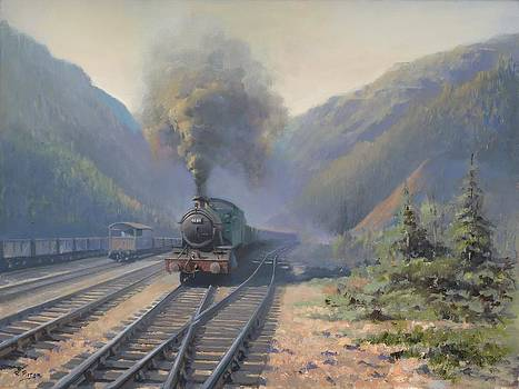 Coal Country by Richard Picton