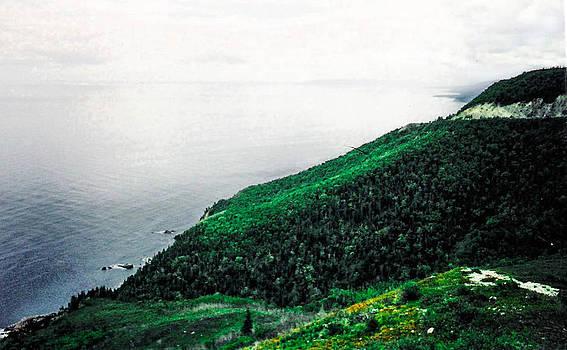 Christy Usilton - Coast of Nova Scotia
