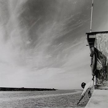 Coastal Bay by Vennie Deas Moore