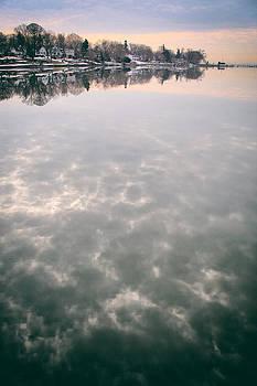 Coastal Daybreak by Karol Livote