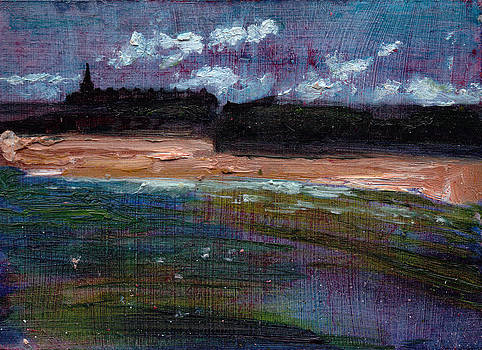 Cullercoats Dreams, Tynemouth by Eleanore Ditchburn