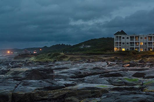 Margaret Pitcher - Coastal Fury