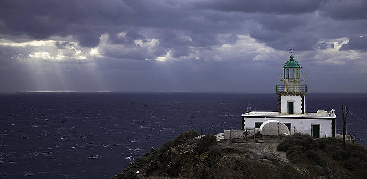 Coastal Greece Santorini 06 by Sentio Photography