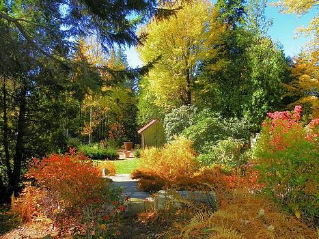 Gene Cyr - Coastal Maine Garden