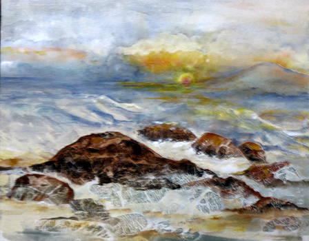 Coastal Memories by Katey Sandy