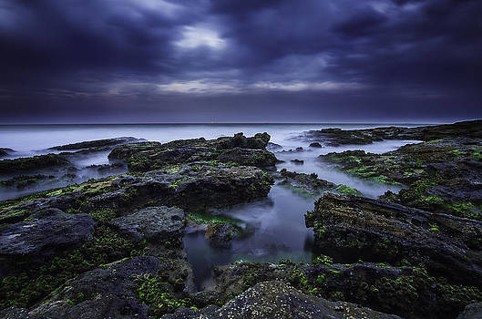 Coastal Moods by Tony Heyward