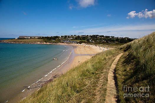 Coastal path by Anthony Morgan
