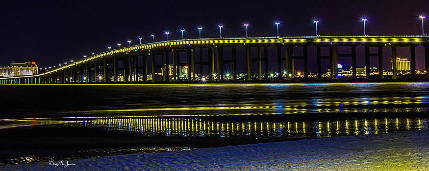 Coastal Reflections by Barry Jones