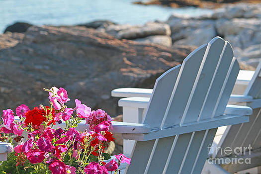 Coastal Relaxation by Denise Lilly