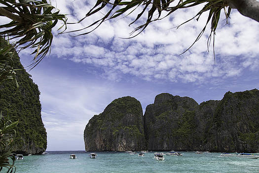 Coastal Thailand Koh Phi Phi 01 by Sentio Photography