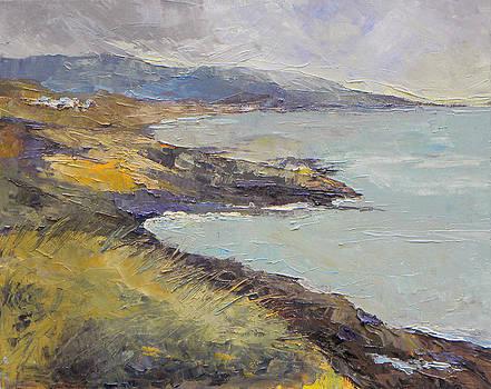 Peggy Wilson - Coastline Faraway