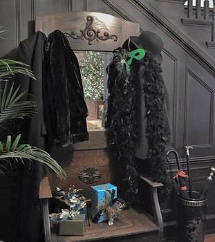 Coat Rack 2 by Wanda J King