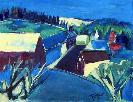 Betty Pieper - Cobalt Blue Haven Country Village
