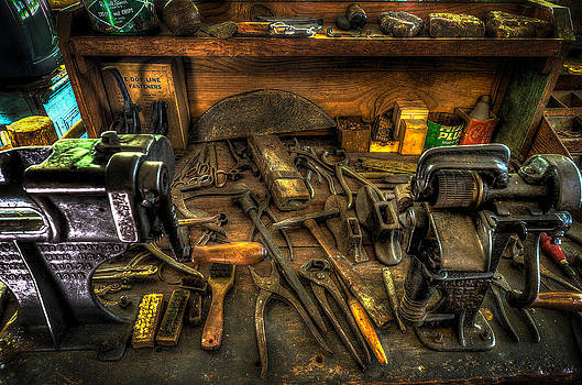 David Morefield - Cobblers Workbench