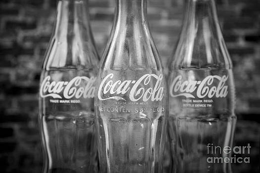 Coca Cola Bottles by Serene Maisey