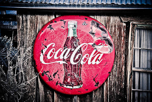 Coca Cola by Merrick Imagery