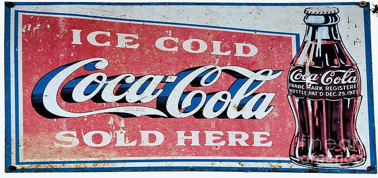 Paul Mashburn - Coca-Cola Sign