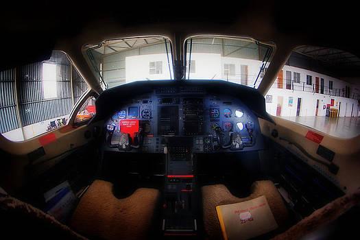 Cockpit II by Paul Job