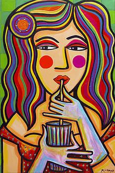 Cocktails 2 by Ilene Richard