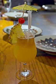 Devinder Sangha - Cocktails