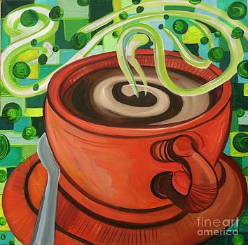 Coconut Latte by Aimee Vance