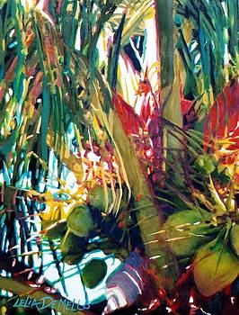 Coconut Tree by Lelia DeMello