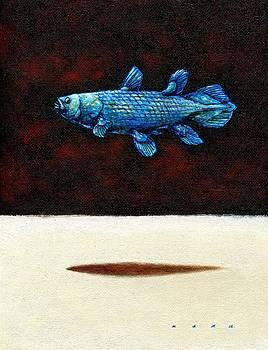 Coelacanth by Kazu Nitta