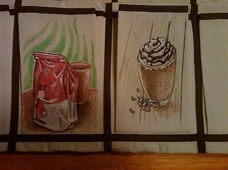 Coffee Art by Dan Olszewski