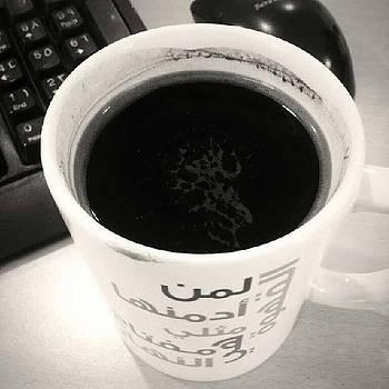 #coffee  #blackandwhite  #black by Abdelrahman Alawwad