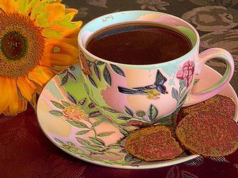 Coffee Break by Annette Allman