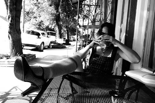 Coffee Break New Orleans Style by Louis Maistros