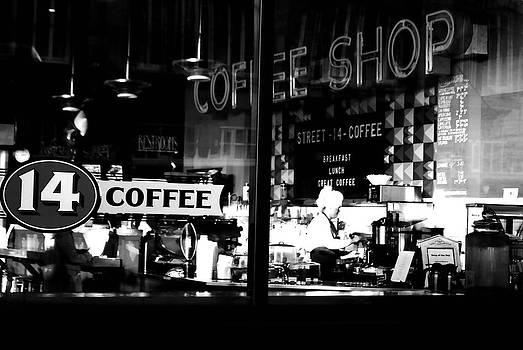 Coffee Break by Rae Berge