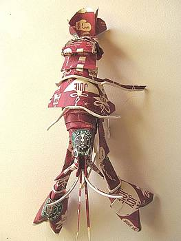 Alfred Ng - coffee cup lobster