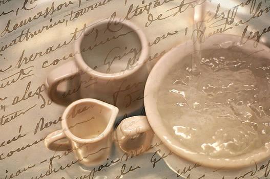 Coffee cups by Iva Krapez