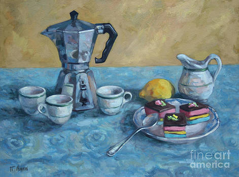 Coffee for Three by William Noonan