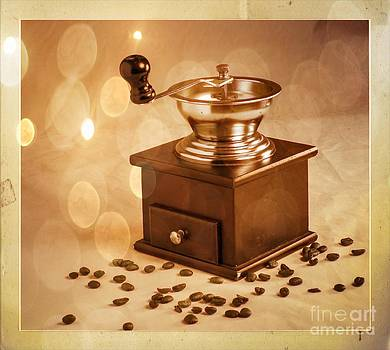 Coffee Grinder 2 by Donald Davis