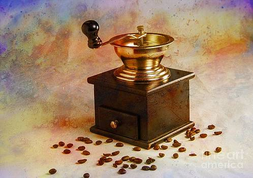 Coffee Grinder by Donald Davis