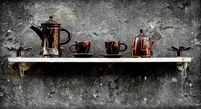 Coffee Or Tea by Riad Belhimer
