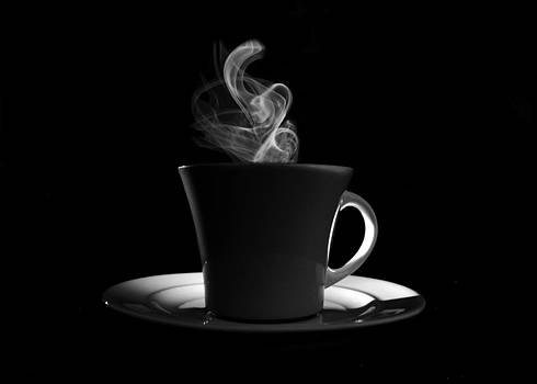 Coffee smell in the morning by Iva Krapez