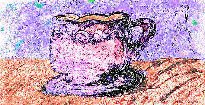 Coffee tea or someone besides me by Melissa Osborne