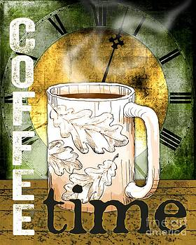 Coffee Time by Sharon Marcella Marston