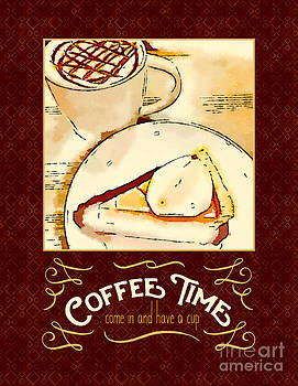 Beverly Claire Kaiya - Coffee Time with Caramel Macchiato and Pumpkin Pie