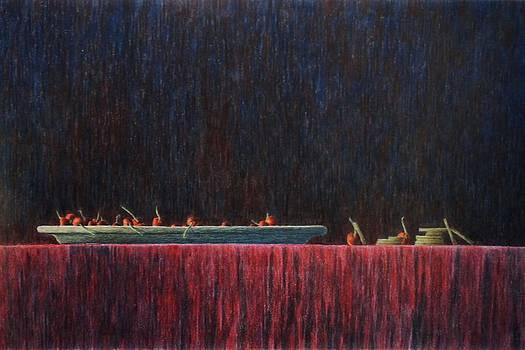 Coffer by A  Robert Malcom