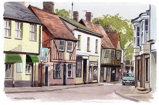 Coggeshall by Colin Parker